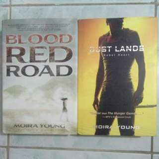 Blood Red Road, Rebel Heart (HB)