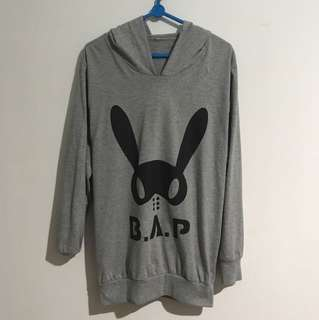 BAP oversized hoodie