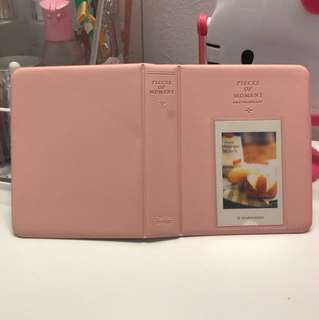 Photo album instant camera (instax)