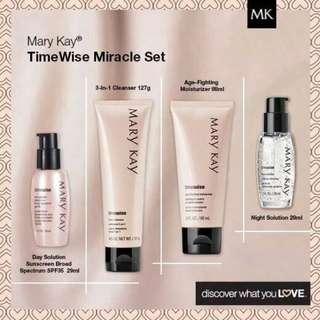Mary Kay Miracle set