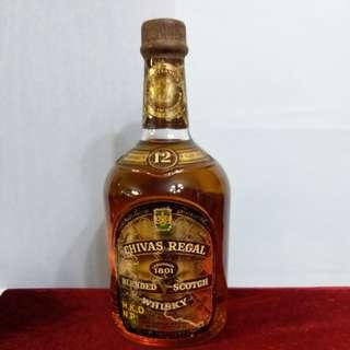 Chives whisky 舊裝香港版