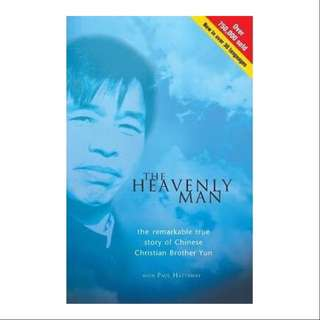 The Heavenly Man 34% off The Heavenly Man : The remarkable true story of Chinese Christian Brother Yun