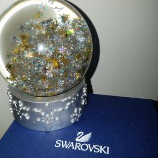 Swarovski 水晶球