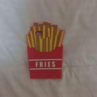 Fries iPhone Casing