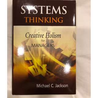Systems Thinking by Michael C. Jackson