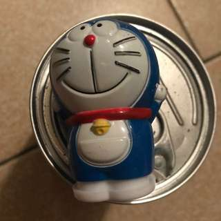 Mini Doraemon Plastic Figurine