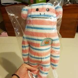 Craftholic Plush Toy - Pink blue straps