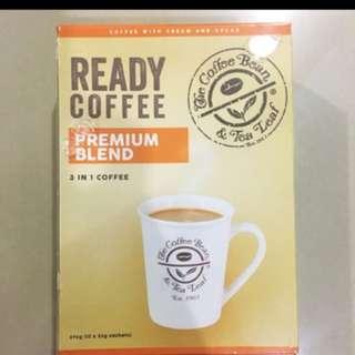 Coffee Bean - Sachets