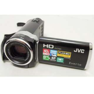 二手出清 JVC Everio GZ-HM450BUS 數位攝影機