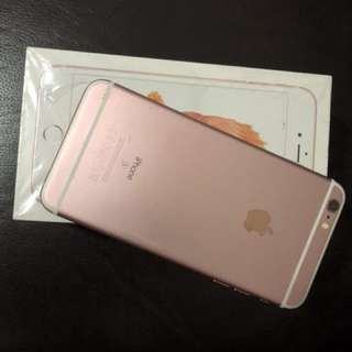 IP 6s+ 64GB ROSEGOLD