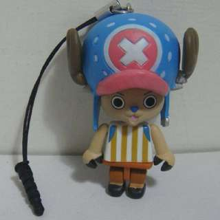 全新海賊王新世界耳機塞 索柏 喬巴