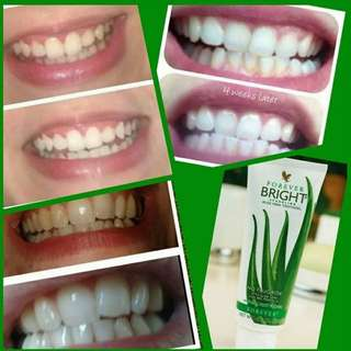 Authentic Aloe toothgel