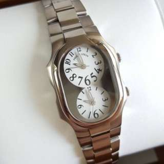 Philip Stein Steel Watch dual (ladies)