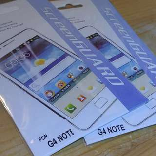 ($10有2張)LG G4 Note Mon 貼