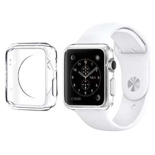 Iwatch Protector Cover/ Tempered Glass Screen Protector
