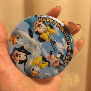 包郵 Disneyland Hk 迪士尼樂園香港扣針 disney