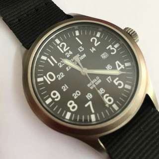 Timex expedition military fullset box paper