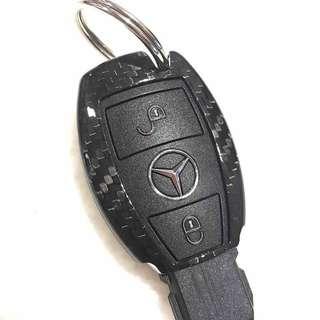 Mercedes Carbon fiber key cover
