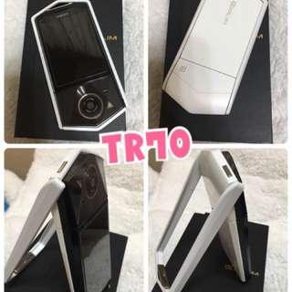 🚚 Casio TR70 珍珠白