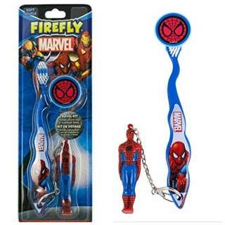 Spiderman toothbrush