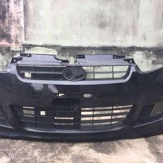 Bumper Myvi Facelift