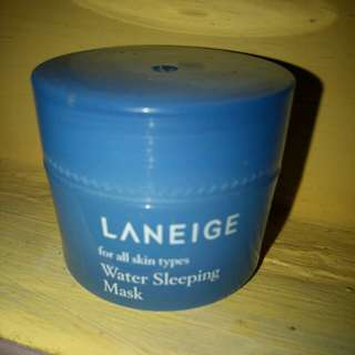 LANEIGE Water Sleeping Mask 12ml