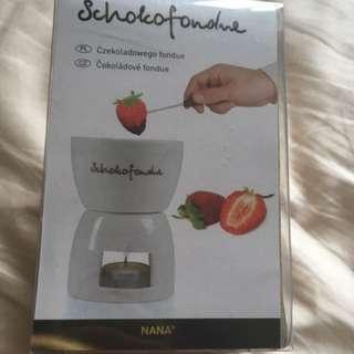 Mini fondue set