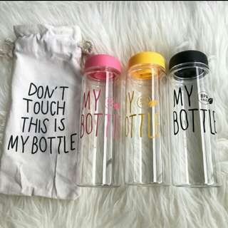 My Bottle Botol Minum BPA Free