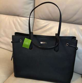 Kate Spade New York 全新手袋 黑色 原價CAD$459 現售$1600HKD
