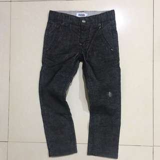 Jeans anak darkgray