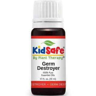 Essential Oil (Plant Therapy Germ Destroyer)