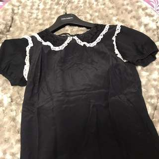 Dolce and gabbana top 100%real 90%new size36 不議價