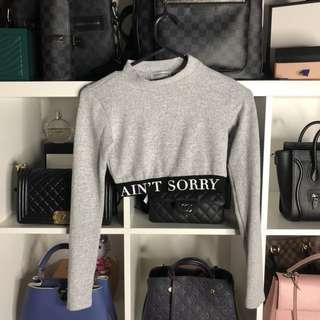 Fashion Nova Crop