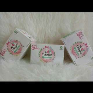 EVERWHITE HI COLLAGEN DRINK (ecer sachet)
