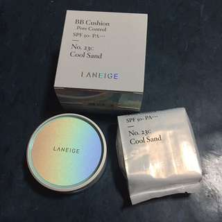 Laneige BB Cushion Pore Control No 23C