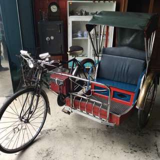 Antique Trishaw
