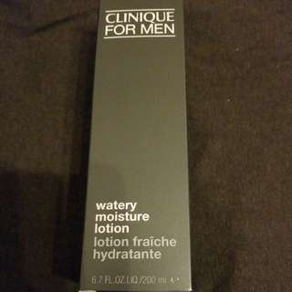 Clinique watery moisture lotion