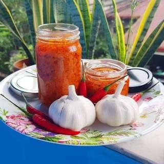 Chili Garlic Sauce 4oz
