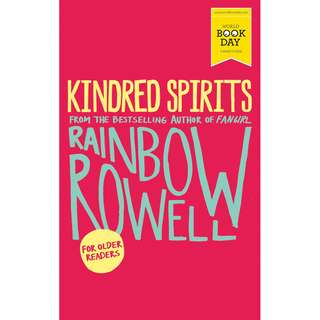Kindred Spirits (Rainbow Rowell)