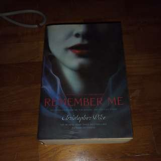Remember Me (Thirst theTrilogy) by Christopher Pike