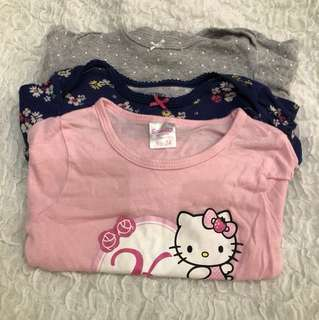 3 for $5 Carters Sanrio 18-24 Rompers Top