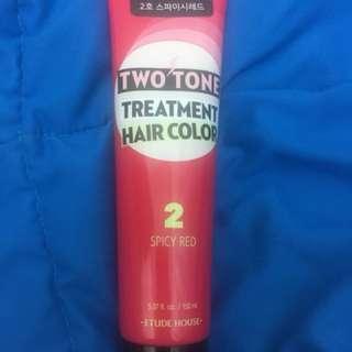 Treatment Hair Color
