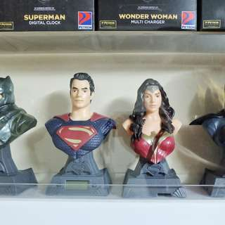 Petron Justice League Gagdet Collection