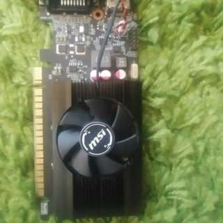 Gtx710顯示卡一張
