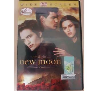 The Twilight Saga - New Moon Dvd