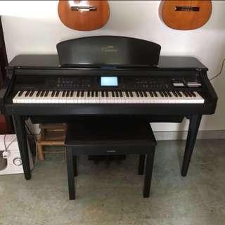 Yamaha Clavinova CVP-107 Digital Piano