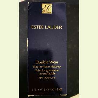 ESTEE LAUDER Double Wear 1W2 Sand