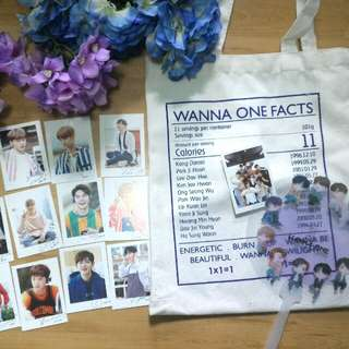 Wanna One Fans Kit