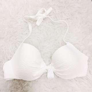 NEW! H&M White Bikini Top