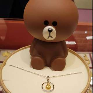 Authentic Cony necklace